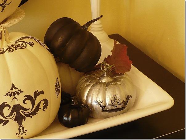 altered pumpkins