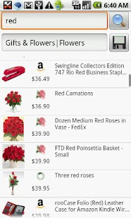 Flowers and Gifts Search- screenshot thumbnail