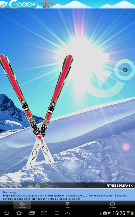 PlayCoach™ Ski & Snowboard- screenshot