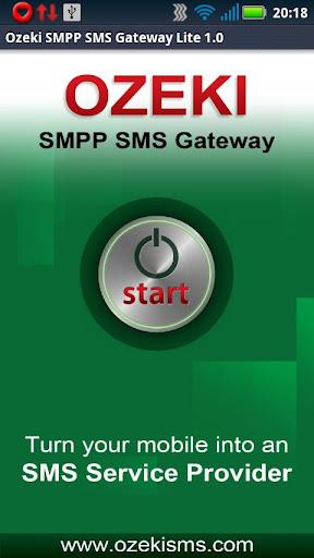 商業必備APP下載 OZEKI SMPP SMS GATEWAY Lite 好玩app不花錢 綠色工廠好玩App