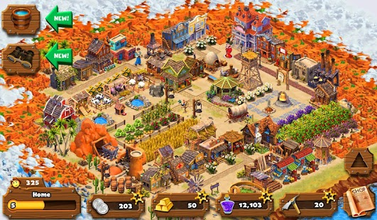Westbound Adventure City Town Screenshot 5