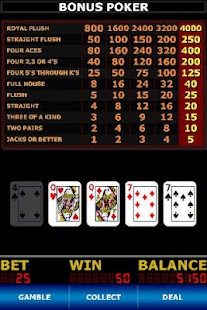 Video Poker Classic Free- screenshot thumbnail