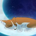 Sleeping corgi Live wallpaper icon