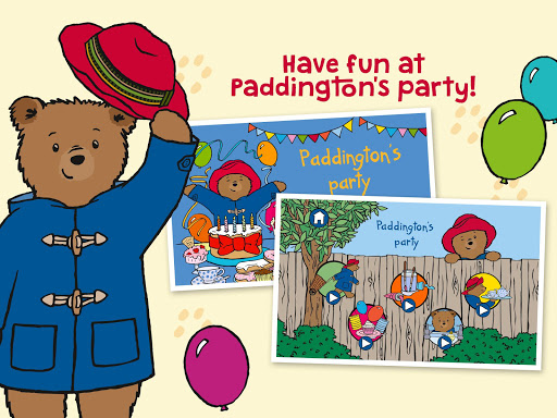 Paddington's Party