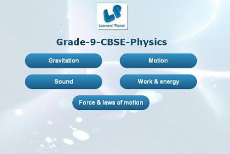 Grade-9-Physics-Quiz – Apps on Google Play