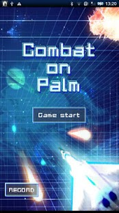 Combat on Palm- screenshot thumbnail