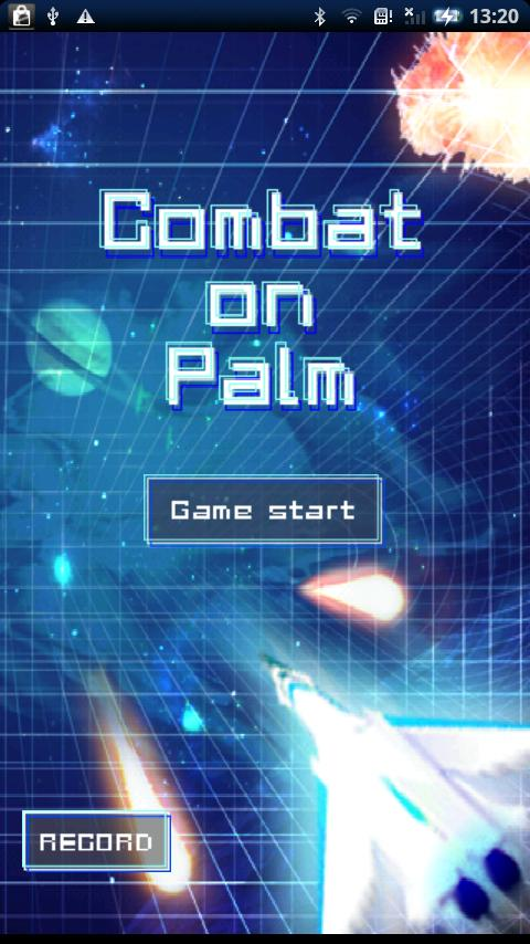Combat on Palm- screenshot