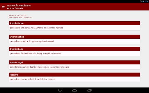 Smorfia Napoletana con Annunci con  Annunci 3.2.3 screenshots 9