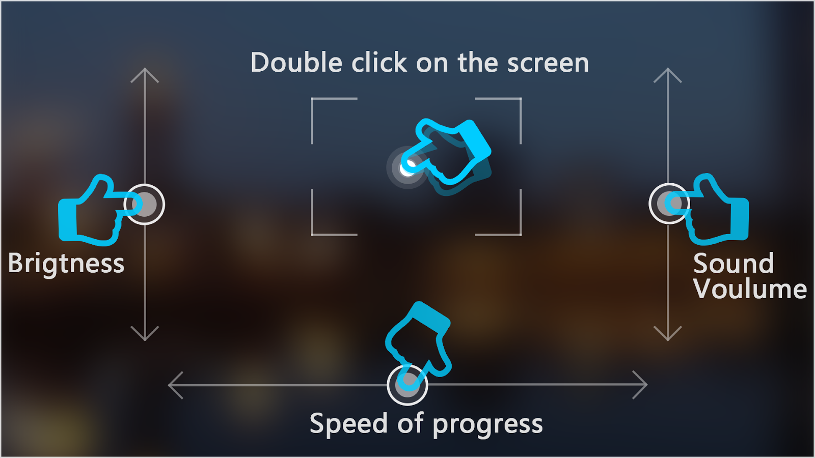 HD Video Player Pro - screenshot