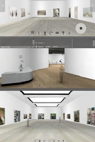 3D Gallery - VAS lite- screenshot