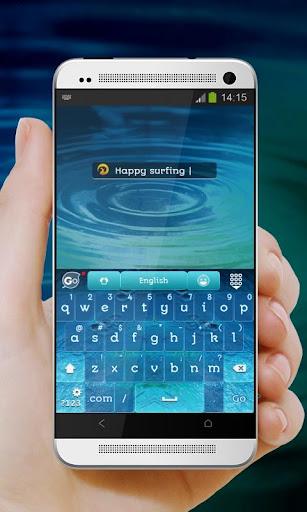 【免費個人化App】藍海 GO Keyboard-APP點子