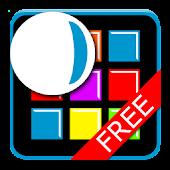 ChromaBurst Brick Breaker Free