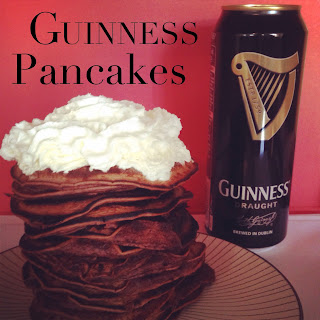 Guinness Pancakes