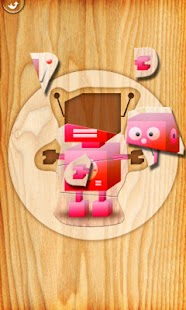 First Kids Puzzles: Toys- screenshot thumbnail