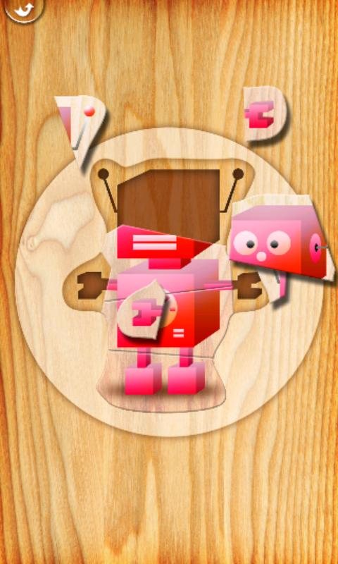 First Kids Puzzles: Toys- screenshot