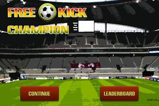 Free Kick Master-Football Game