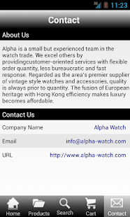 Alpha Watch- screenshot thumbnail