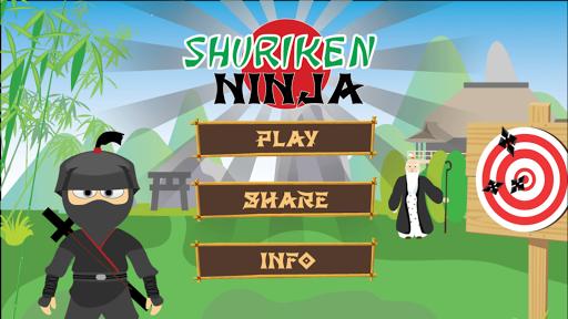 Shuriken Ninja Funny