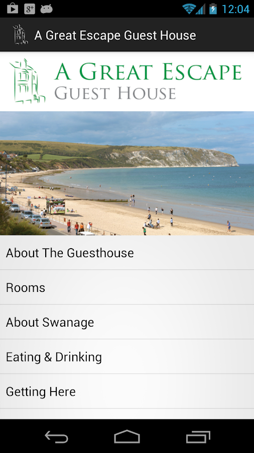 A Great Escape Guest House- screenshot