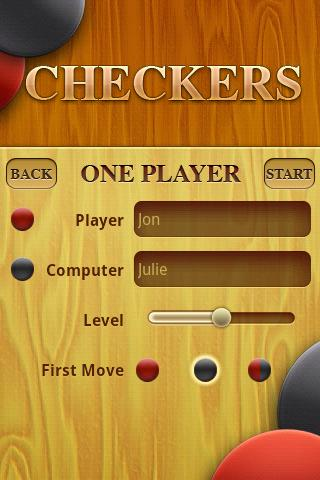 Checkers Premium- screenshot