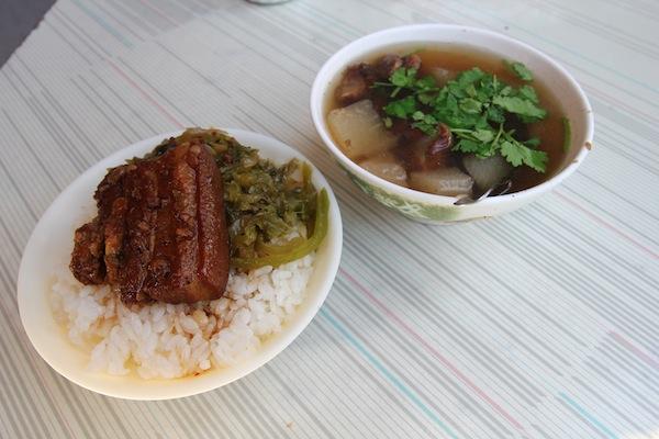[食記] 台北 梅滿美食