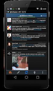 TwitPanePlus for Twitter v9.1.0