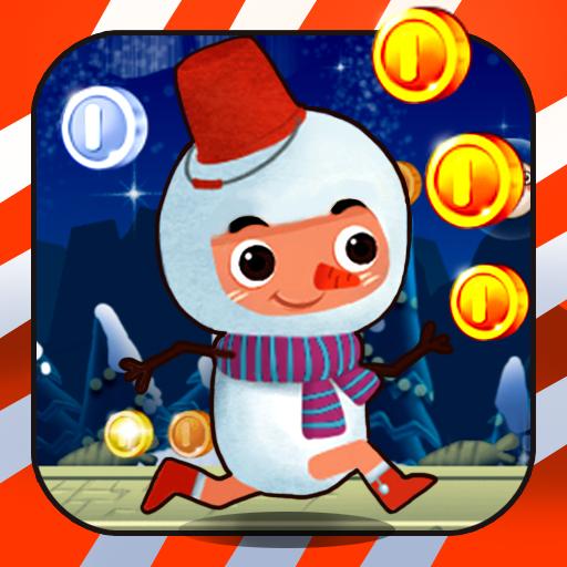 小雪人運行 體育競技 App LOGO-硬是要APP