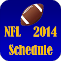 NFL 2014 Schedule