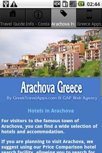 Arachova Greece- screenshot thumbnail
