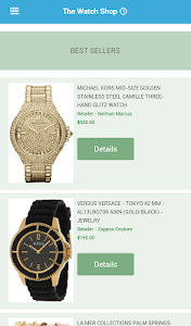 Watch Shop screenshot 2