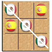 Tic Tac Toe World Cup Brazil