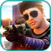 Cops vs Terrorist 3D-Free Game