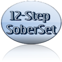 The 12 Step Sober Set icon
