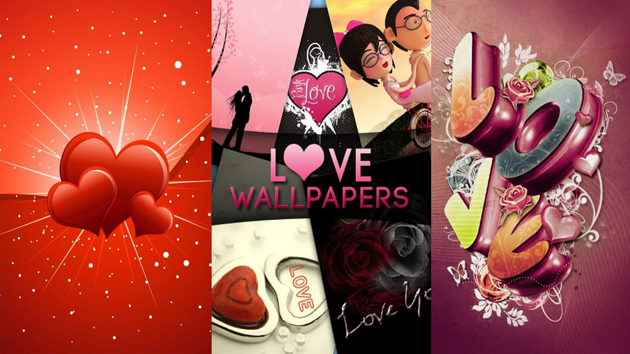 Love Wallpapers- screenshot