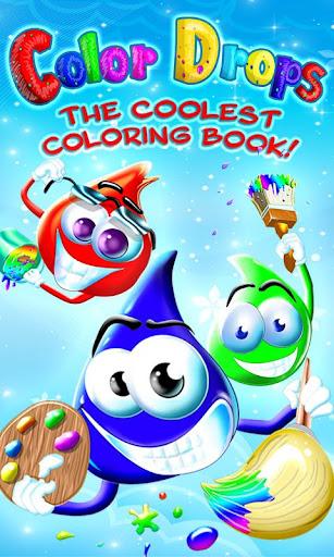 Color Drops - Draw Paint