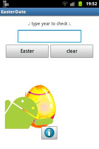 EasterDate - イースター主日