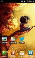 Screenshot of Sweet Spot Live Wallpaper FREE