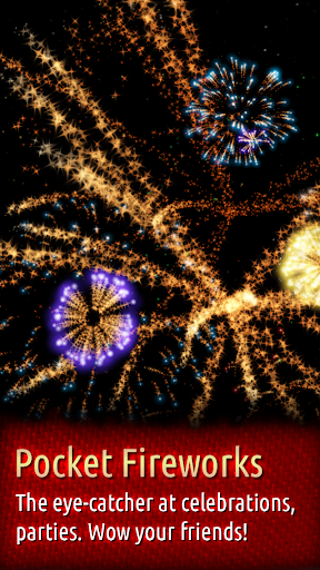 Fireworks 4D Live Wallpaper