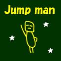 jump man icon