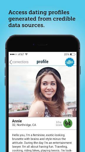 bTru - Online Dating Platform