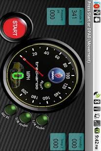 Saab Speedo Dynomaster Layout- screenshot thumbnail