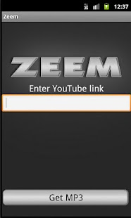 Zeem - screenshot thumbnail