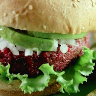 Bistro Beet Burgers.