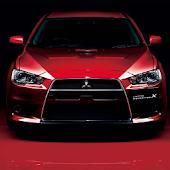 Mitsubishi Evo X LiveWall
