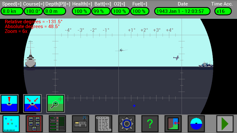 U-Boat Simulator Screenshot 3