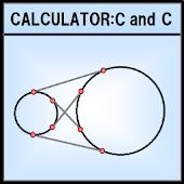 Coordinates calculator c and c