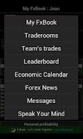 Screenshot of FxBook Let's Trade Together