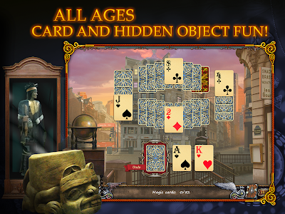 Solitaire Mystery HD (Full) v1.3