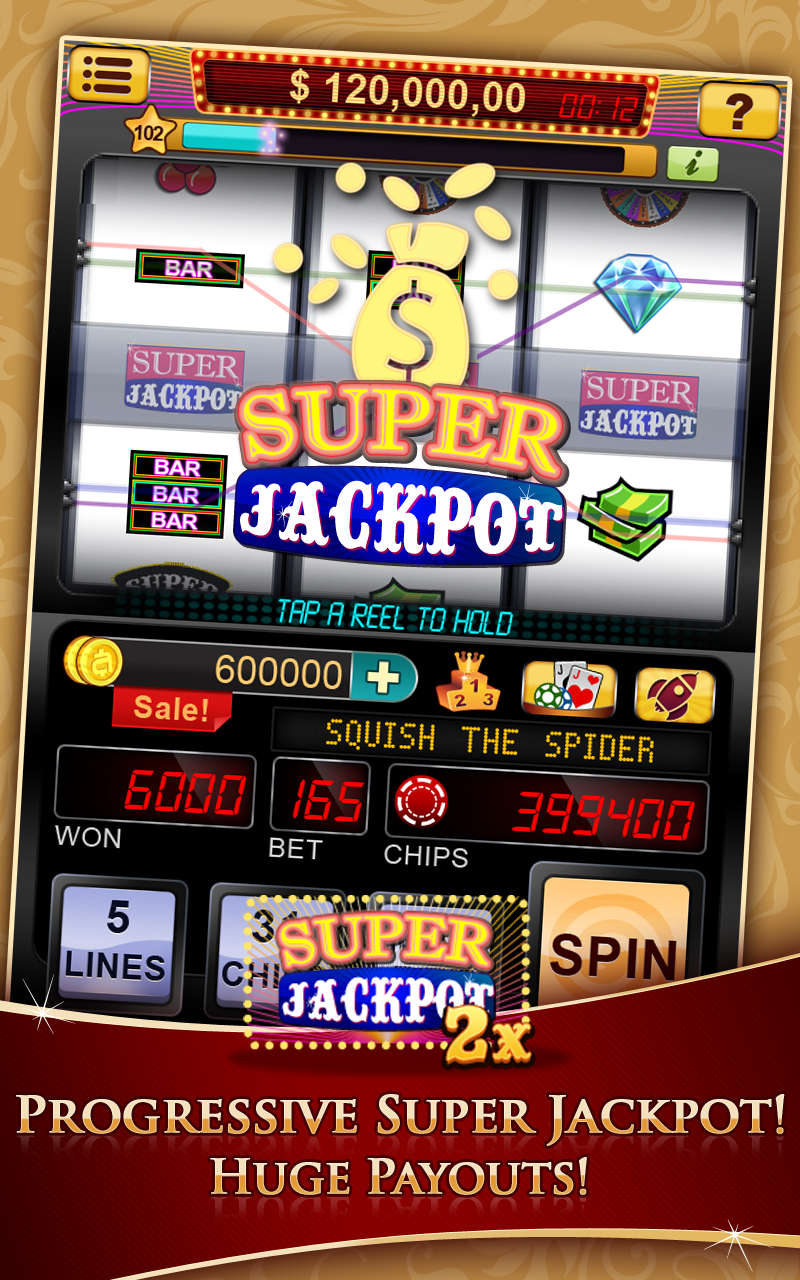 Slot Machine+ Screenshot 10