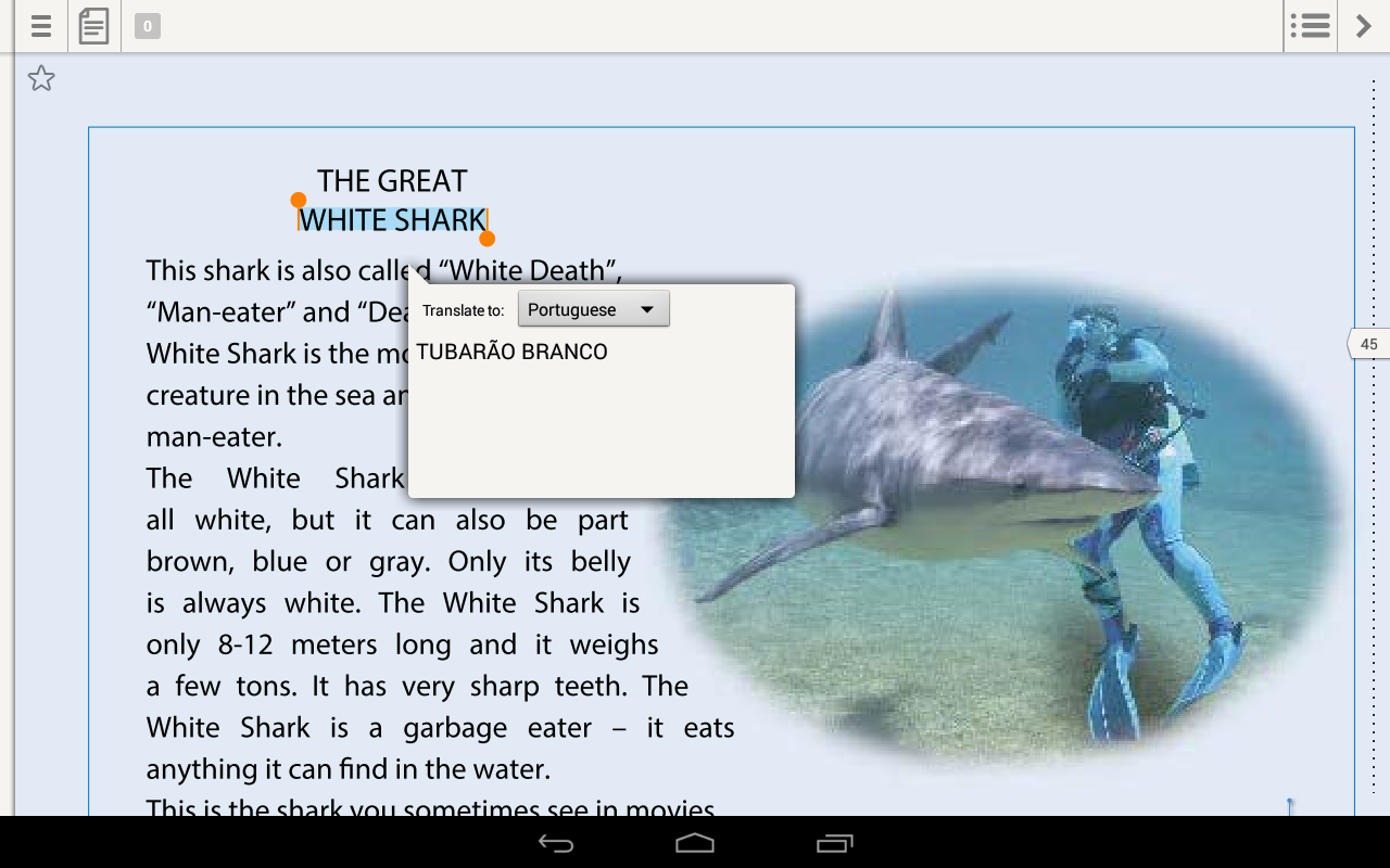 Learni - screenshot